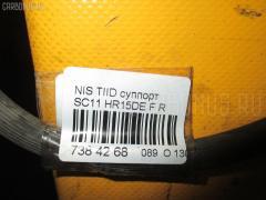 Суппорт NISSAN TIIDA LATIO SC11 HR15DE Фото 8