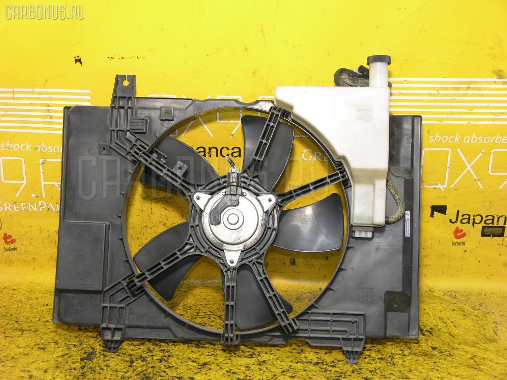 Вентилятор радиатора ДВС NISSAN TIIDA LATIO SC11 HR15DE Фото 1