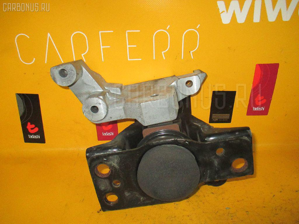 Подушка двигателя NISSAN TIIDA LATIO SC11 HR15DE. Фото 9