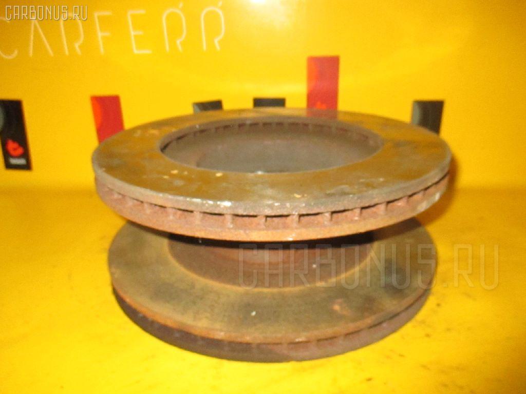 Тормозной диск SUBARU LEGACY WAGON BH5 Фото 2