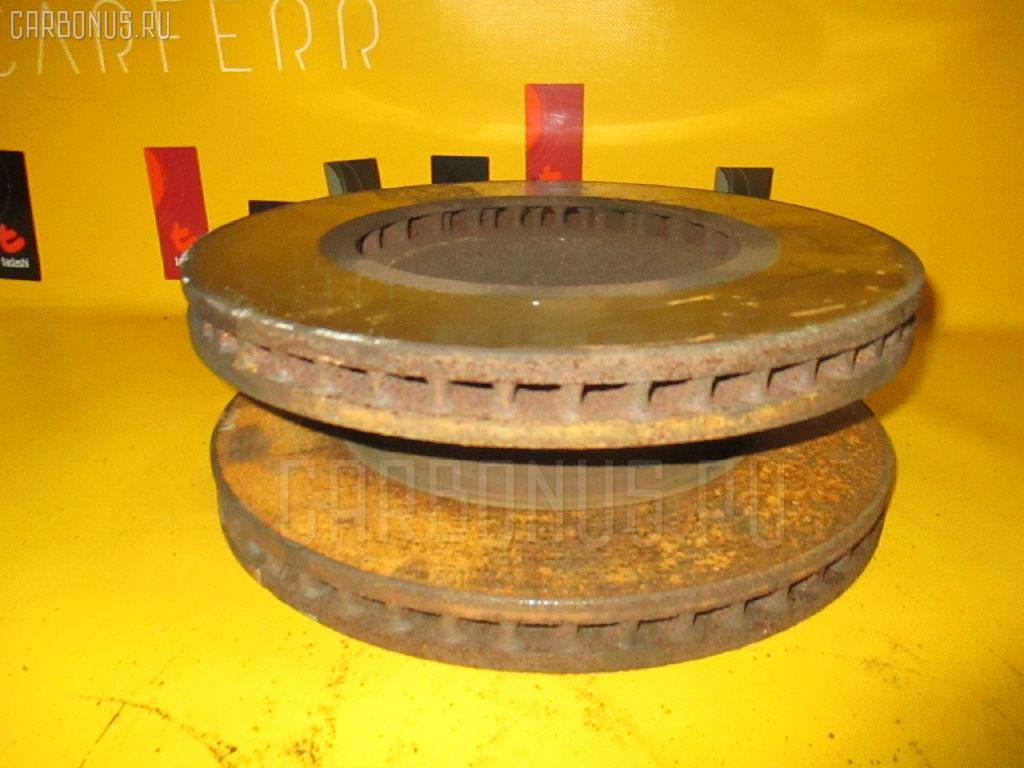 Тормозной диск SUBARU LEGACY WAGON BH5 EJ20 Фото 2