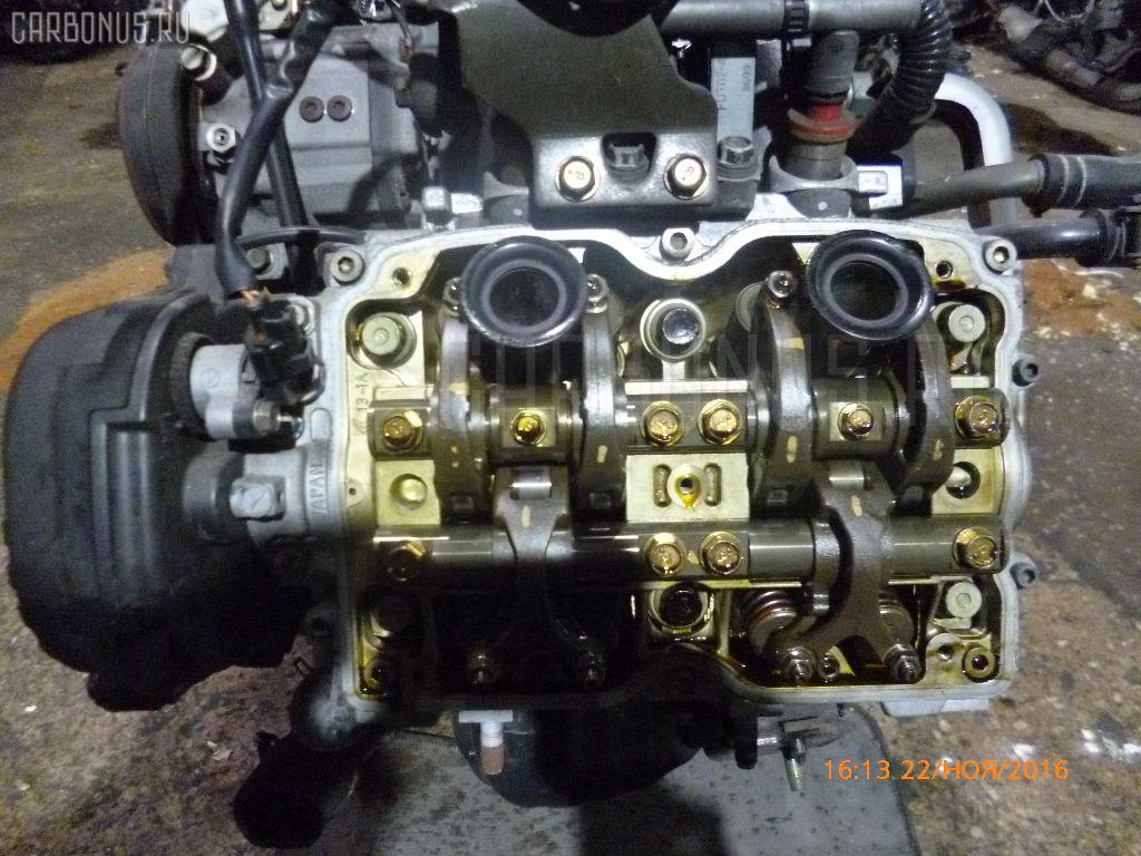 Двигатель SUBARU FORESTER SG5 EJ202. Фото 11