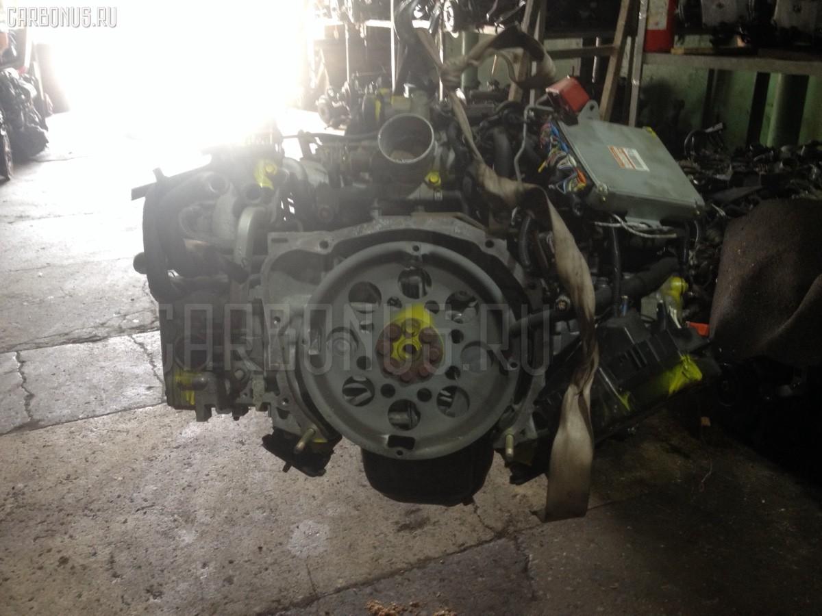 Двигатель SUBARU FORESTER SG5 EJ202. Фото 9