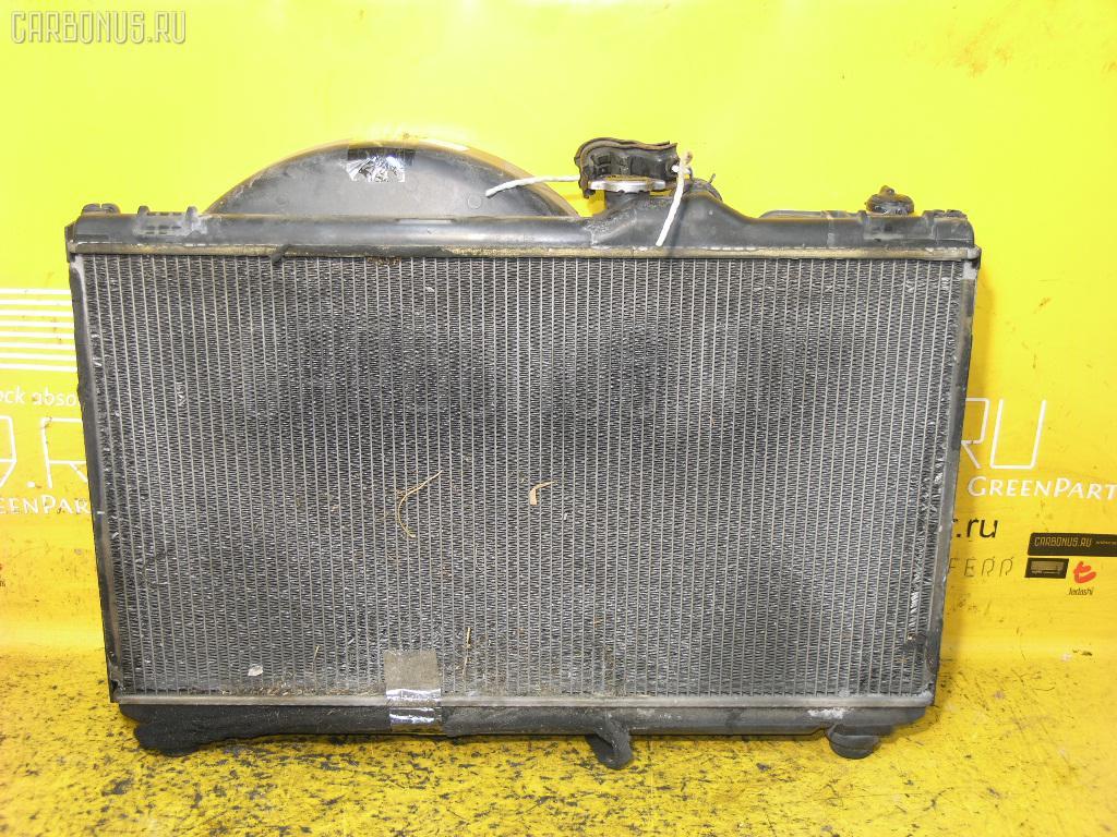 Радиатор ДВС TOYOTA JZX105 1JZ-GE Фото 1
