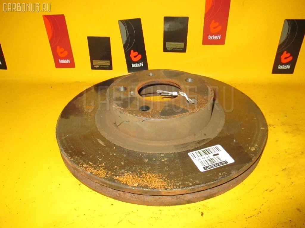 Тормозной диск SUBARU FORESTER SG5. Фото 6