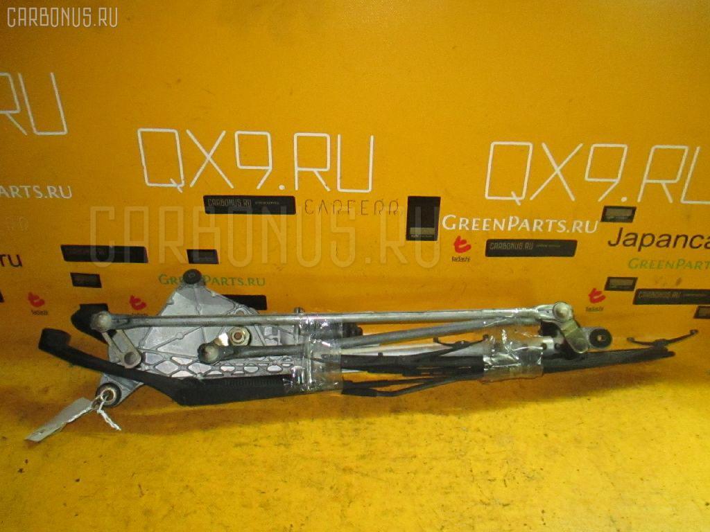 Мотор привода дворников Subaru Forester SG5 Фото 1