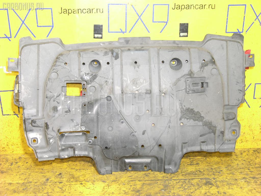 Защита двигателя Subaru Forester SG5 EJ202 Фото 1