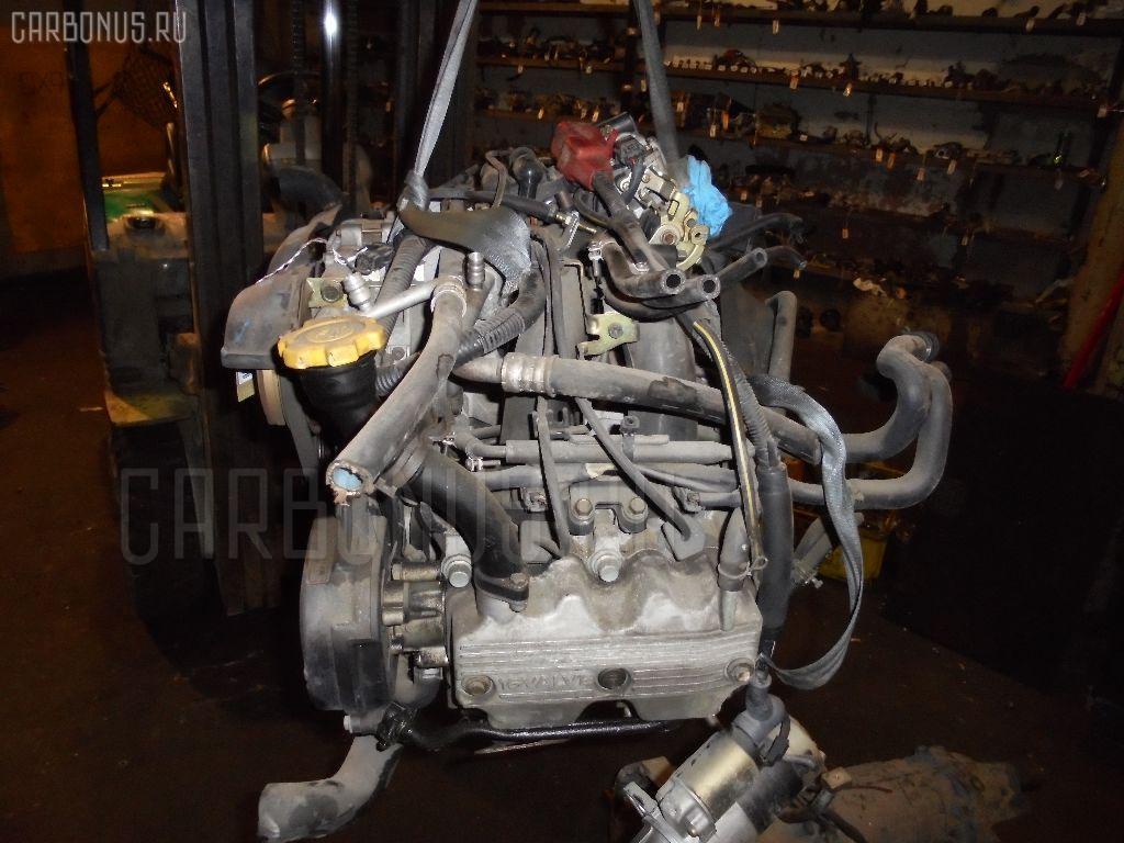 Двигатель SUBARU FORESTER SF5 EJ20J Фото 3