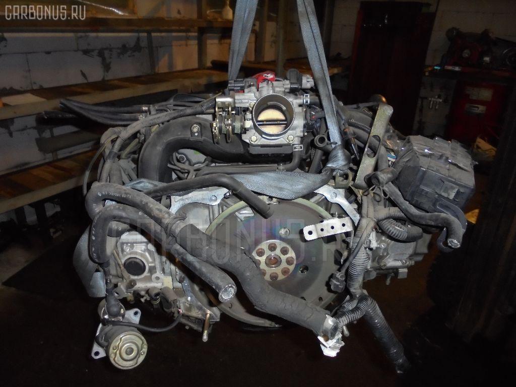 Двигатель SUBARU FORESTER SF5 EJ20J Фото 4