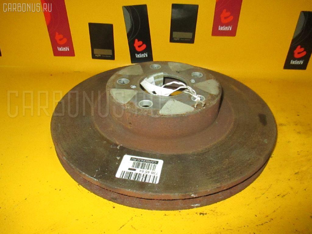 Тормозной диск SUBARU FORESTER SF5. Фото 6
