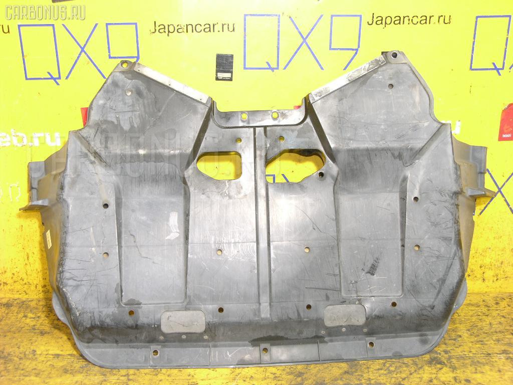 Защита двигателя SUBARU LEGACY LANCASTER BH9 EJ25 Фото 1
