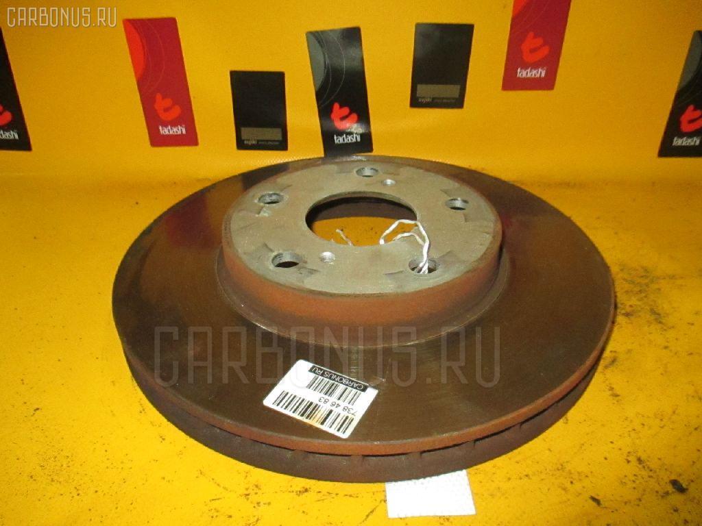 Тормозной диск TOYOTA MARK II GX110 1G-FE Фото 1