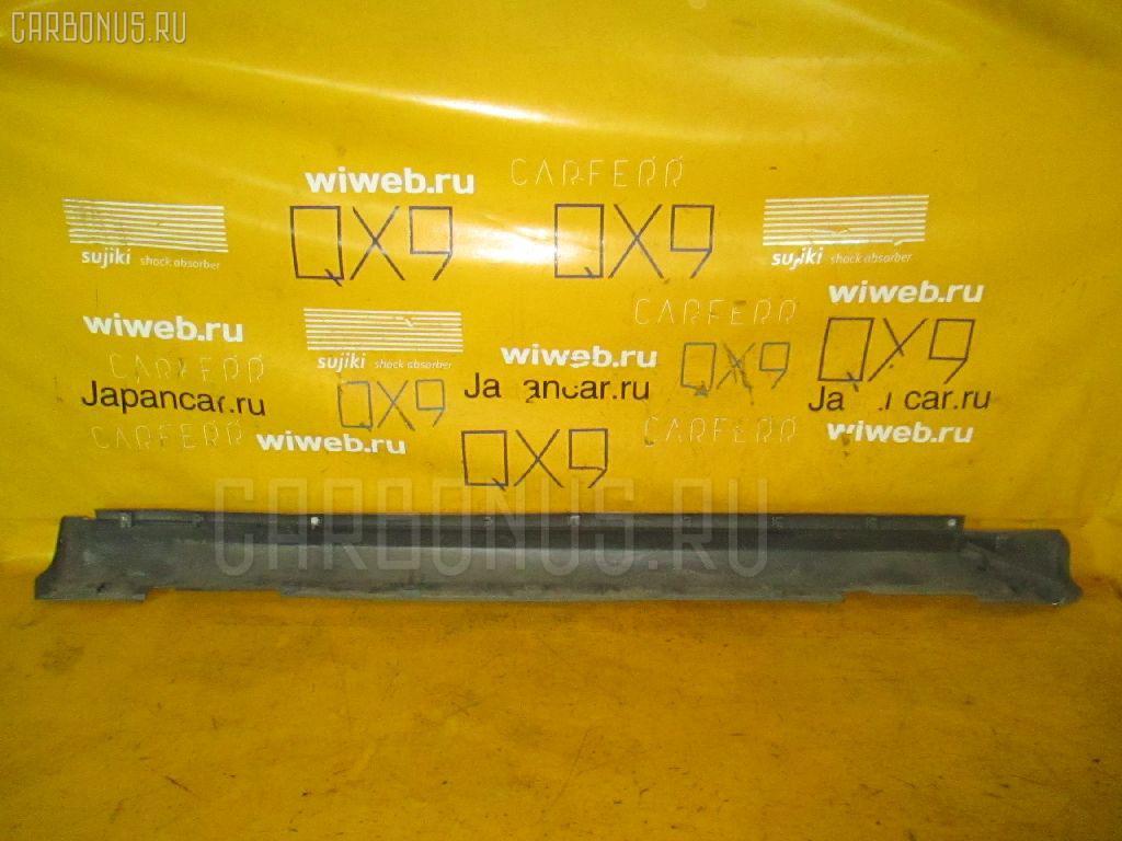 Порог кузова пластиковый ( обвес ) NISSAN SKYLINE V35. Фото 4