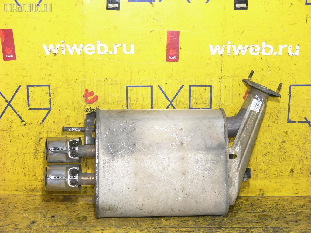 Глушитель NISSAN SKYLINE V35 VQ25DD Фото 1