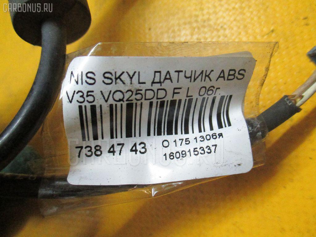 Датчик ABS NISSAN SKYLINE V35 VQ25DD Фото 2