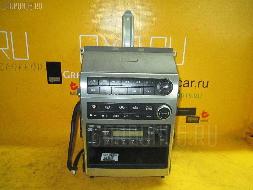Блок управления климатконтроля NISSAN SKYLINE V35 VQ25DD Фото 2