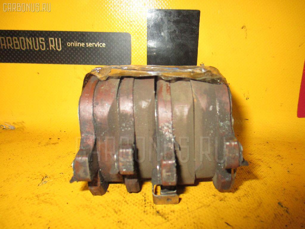 Тормозные колодки TOYOTA GAIA ACM10G 1AZ-FSE Фото 2