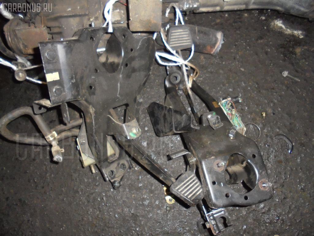 КПП механическая ISUZU ELF NHS69E 4JG2 Фото 4