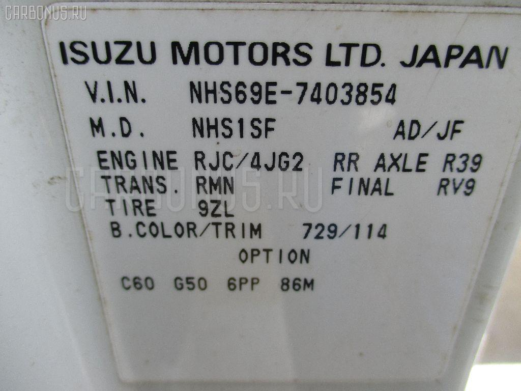 Мотор печки ISUZU ELF NHS69E Фото 4
