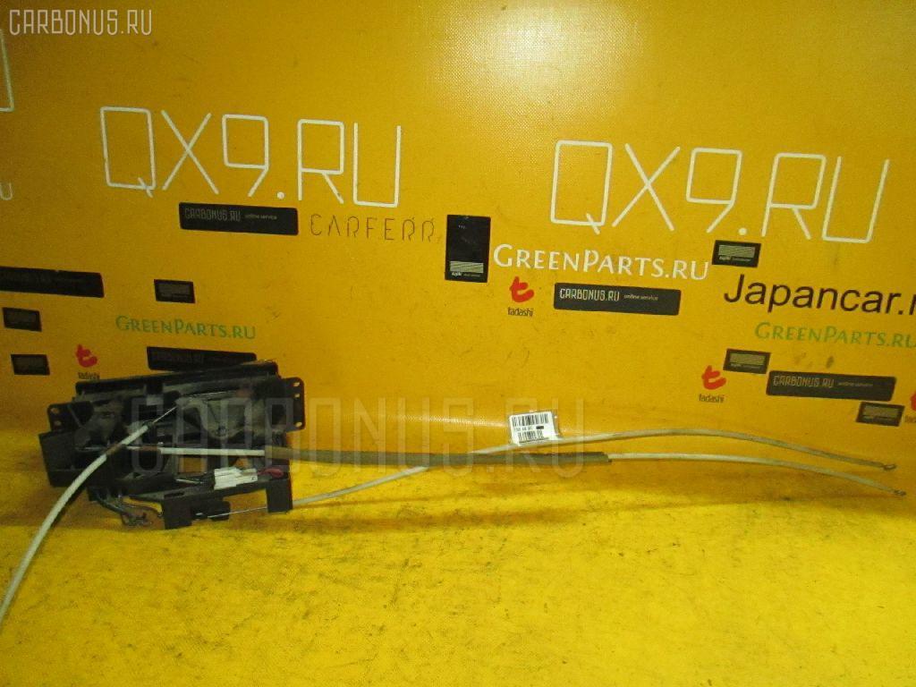 Блок управления климатконтроля Isuzu Elf NHS69E 4JG2 Фото 1