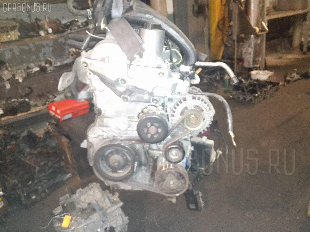 Двигатель NISSAN TIIDA LATIO SC11 HR15DE. Фото 10
