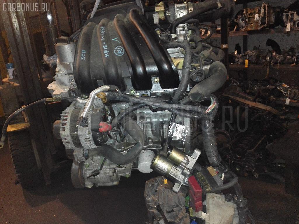 Двигатель NISSAN TIIDA LATIO SC11 HR15DE Фото 4