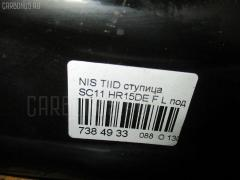 Ступица Nissan Tiida latio SC11 HR15DE Фото 3