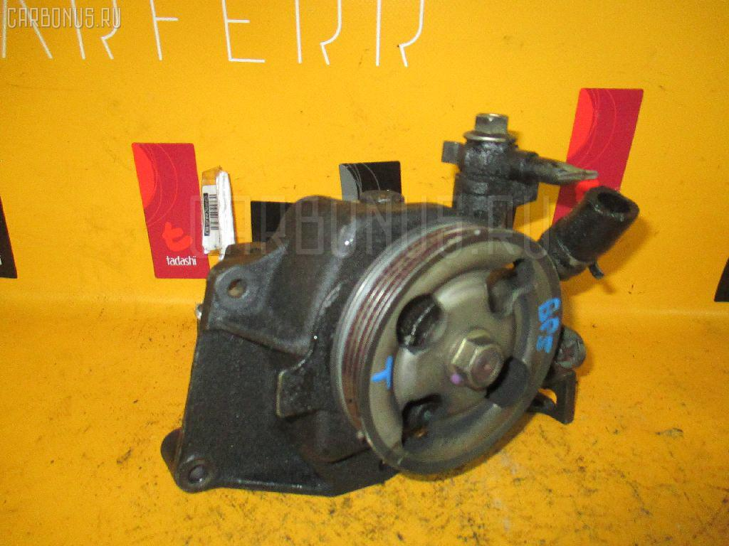 Гидроусилителя насос SUBARU LEGACY WAGON BP5 EJ20TT. Фото 2