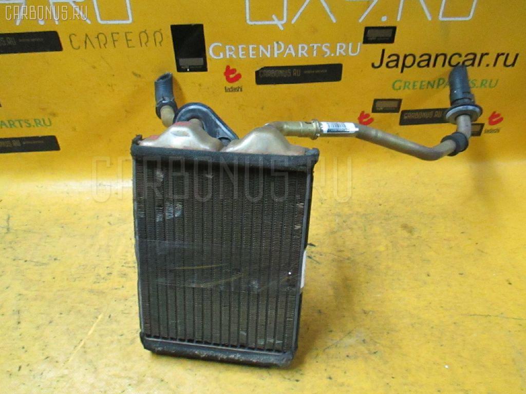 Радиатор печки TOYOTA MARK II JZX90 1JZ-GE. Фото 3