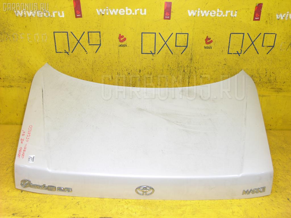Крышка багажника TOYOTA MARK II JZX90. Фото 9