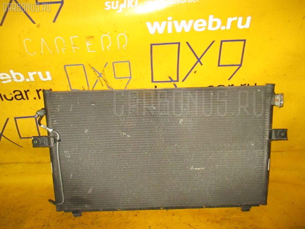 Радиатор кондиционера NISSAN PRESAGE U30 KA24DE. Фото 6