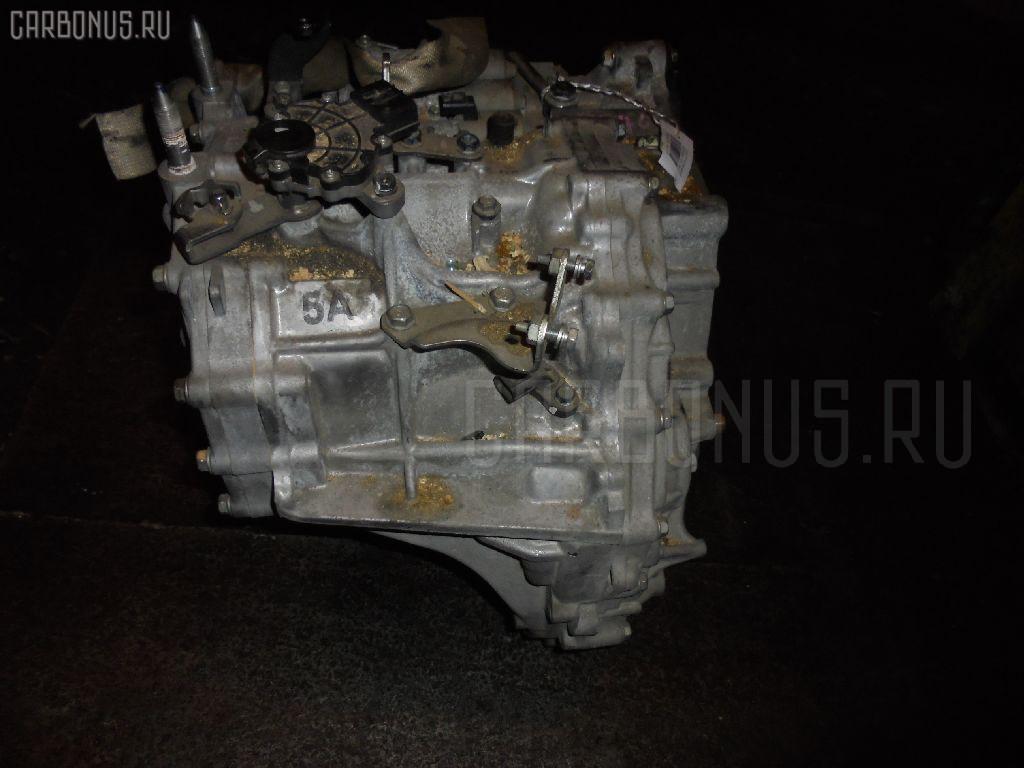 КПП автоматическая HONDA FIT GE8 L15A. Фото 4