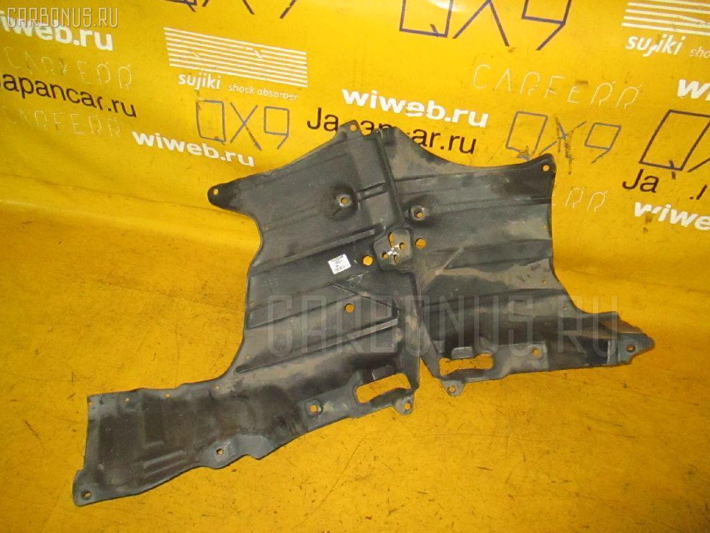 Защита двигателя TOYOTA GAIA SXM10G 3S-FE. Фото 6