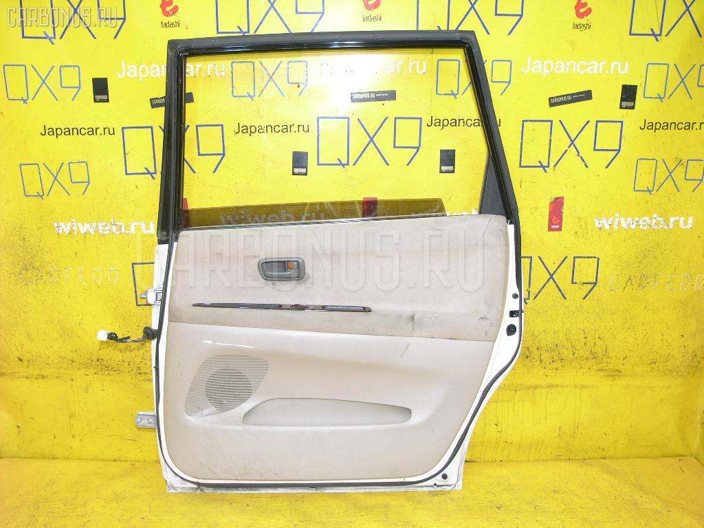 Дверь боковая TOYOTA GAIA SXM10G. Фото 5