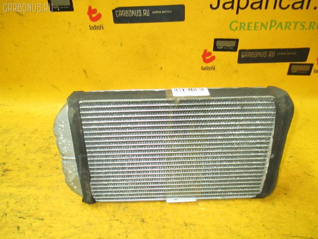 Радиатор печки TOYOTA COROLLA AE110 5A-FE. Фото 3