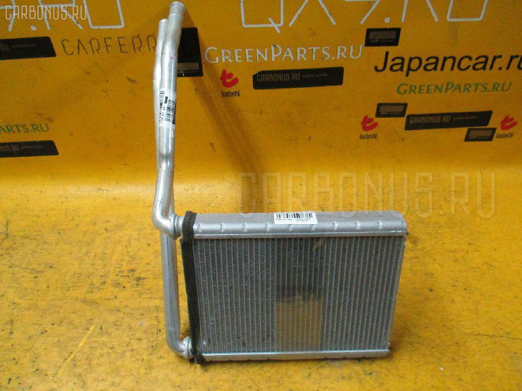 Радиатор печки TOYOTA VITZ SCP90 2SZ-FE. Фото 3