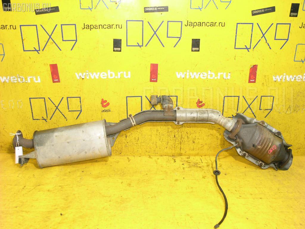 Глушитель TOYOTA MARK II GX90 1G-FE. Фото 10