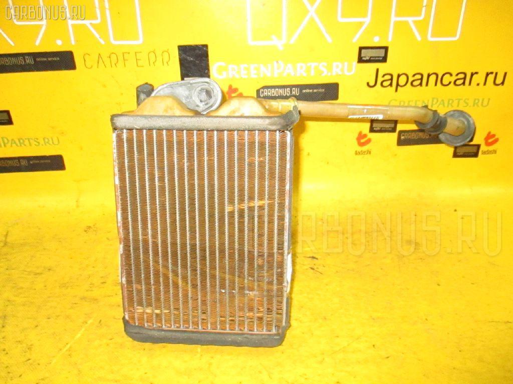 Радиатор печки TOYOTA MARK II GX90 1G-FE. Фото 4