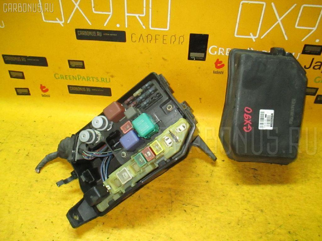 Блок предохранителей TOYOTA MARK II GX90 1G-FE. Фото 8
