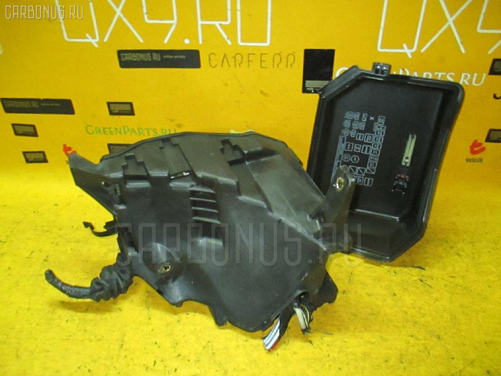 Блок предохранителей TOYOTA MARK II GX90 1G-FE. Фото 9