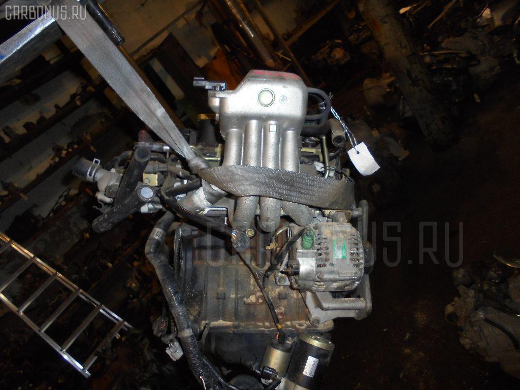 Двигатель SUBARU R2 RC1 EN07. Фото 10