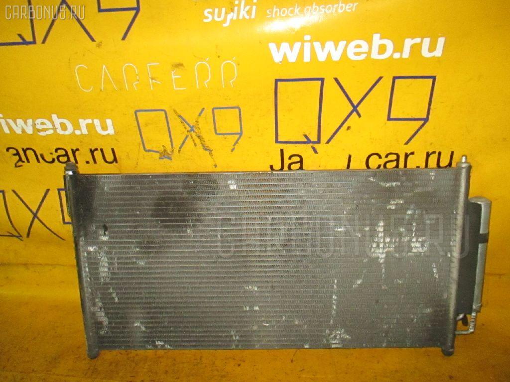 Радиатор кондиционера NISSAN PRESAGE TU31 QR25DE. Фото 9