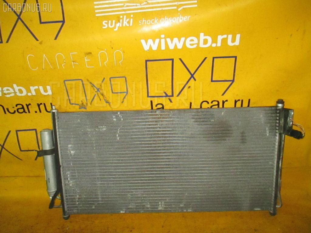 Радиатор кондиционера NISSAN PRESAGE TU31 QR25DE. Фото 10