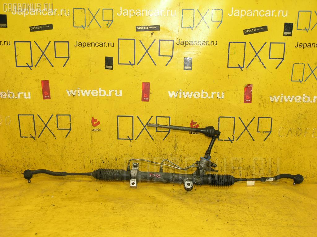 Рулевая рейка NISSAN PRESAGE TU31 QR25DE. Фото 5