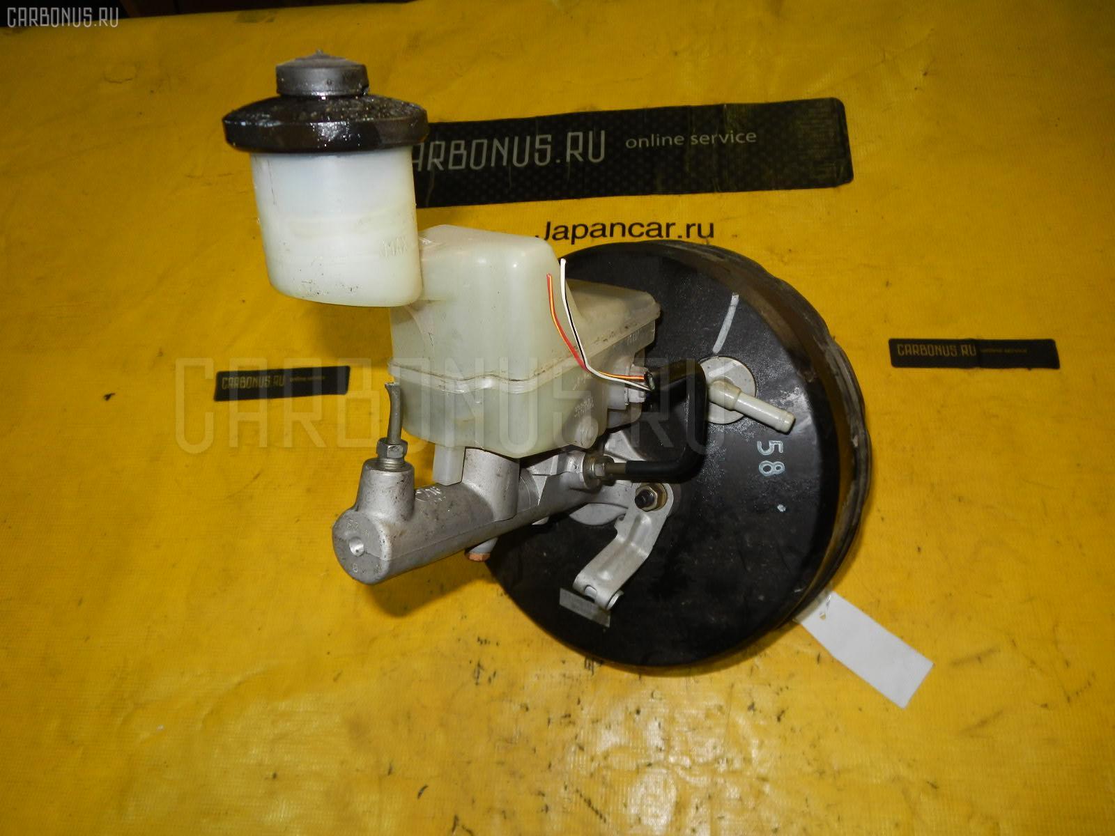Главный тормозной цилиндр TOYOTA COROLLA RUNX NZE121 1NZ-FE. Фото 10