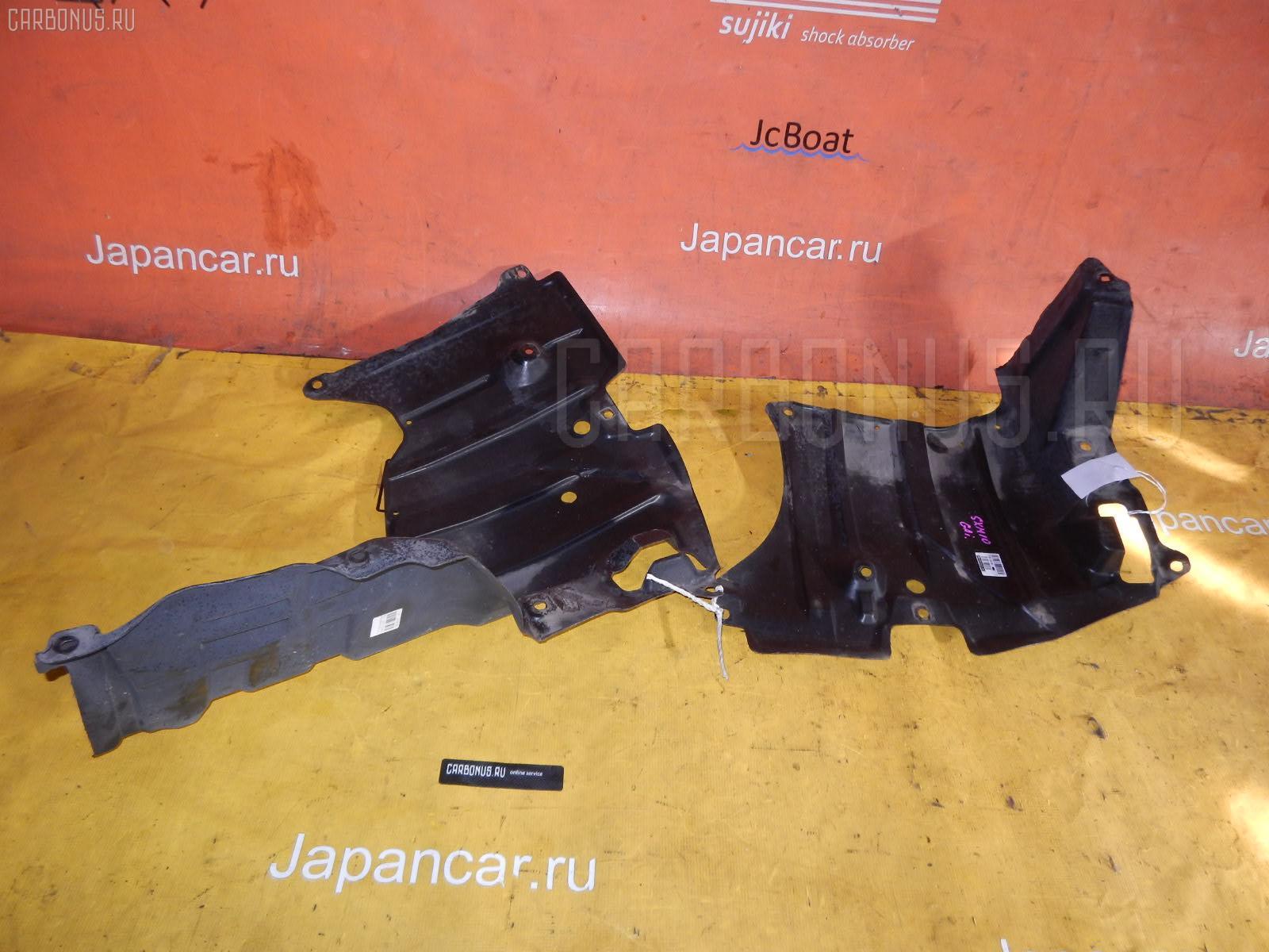 Защита двигателя TOYOTA GAIA SXM10G 3S-FE. Фото 7