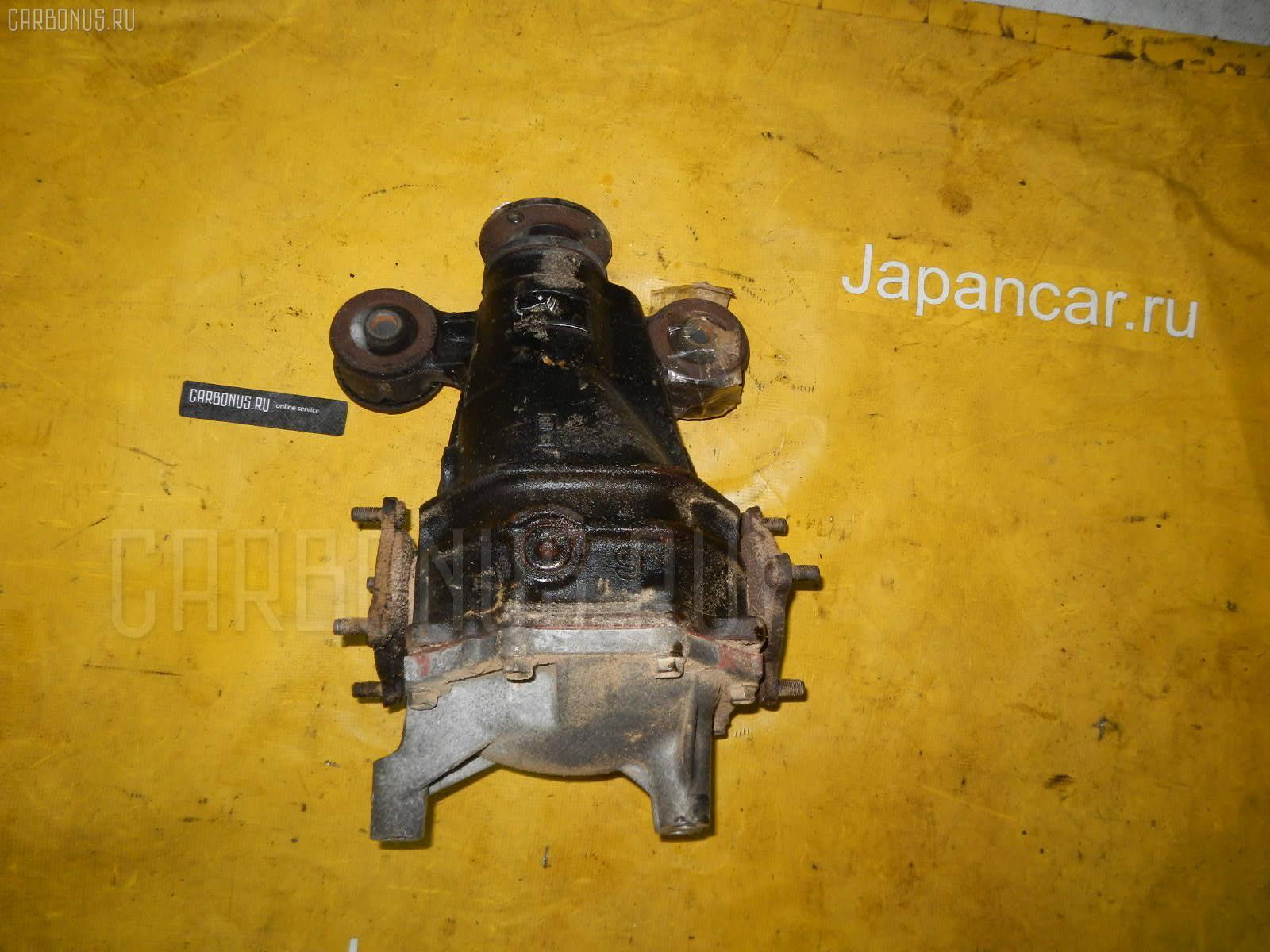 Редуктор TOYOTA CHASER GX100 1G-FE. Фото 10