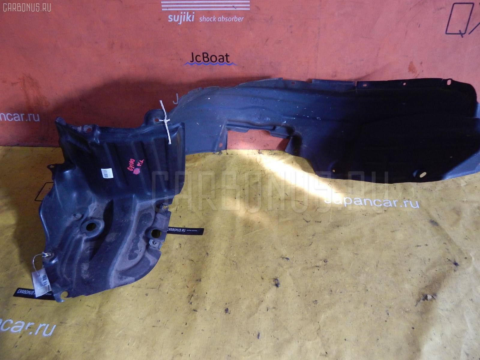Подкрылок TOYOTA CHASER GX100 1G-FE. Фото 11