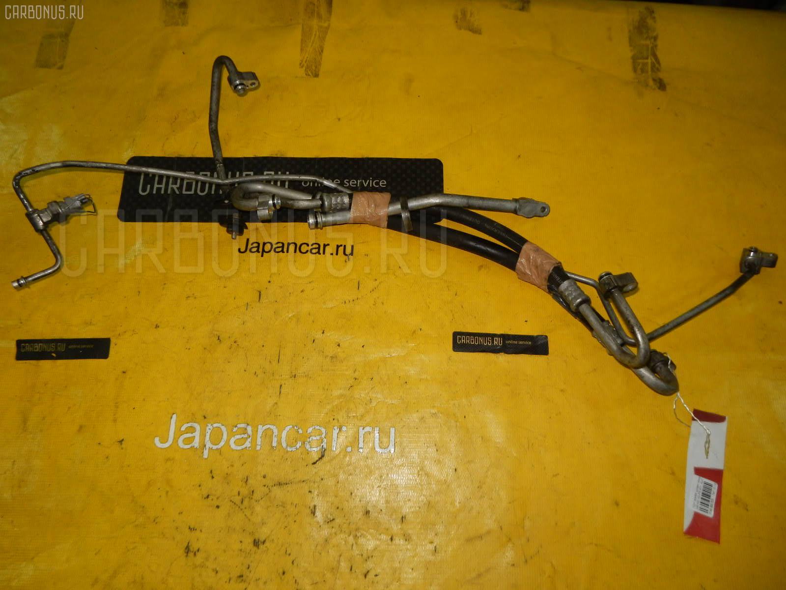 Шланг кондиционера TOYOTA MARK II GX100 1G-FE. Фото 9