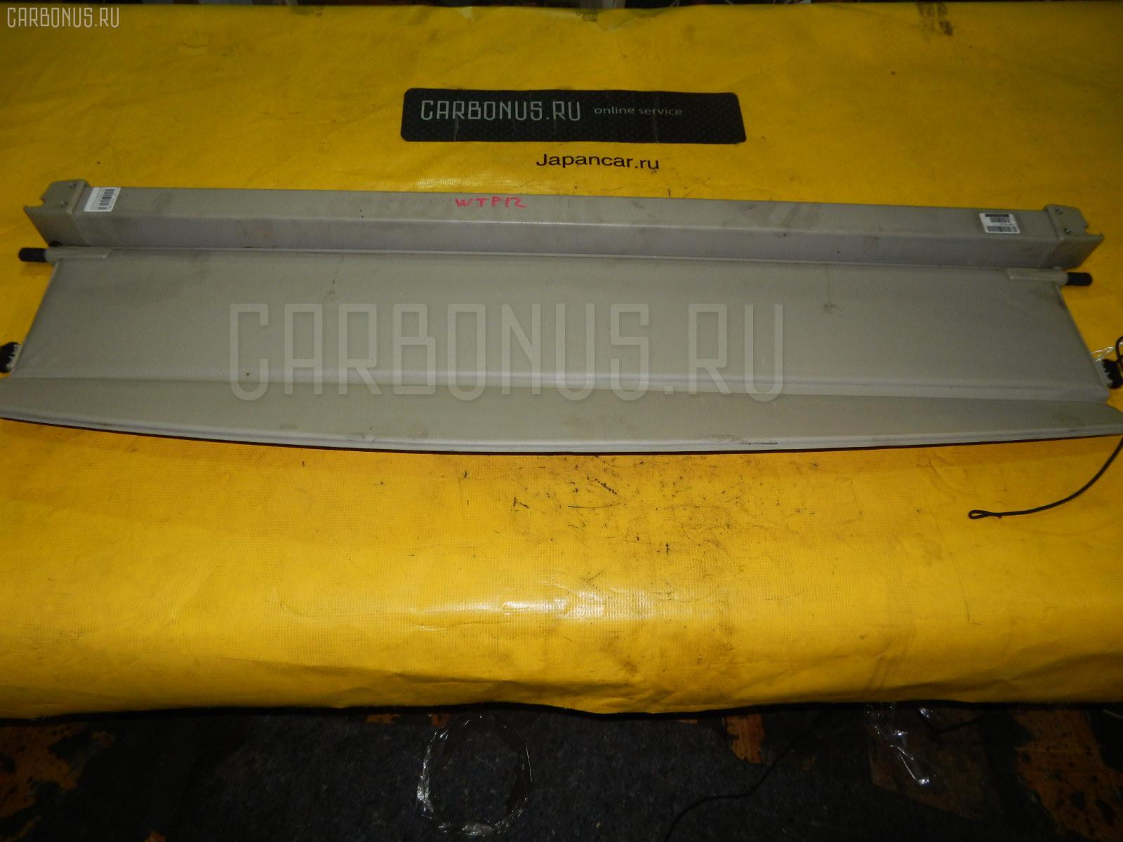 Шторка багажника NISSAN PRIMERA WAGON WTP12. Фото 5
